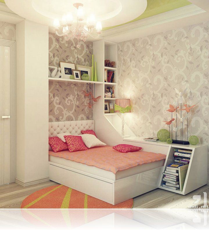 30 Stunning Bedroom Decorating Ideas - Easyday on Beautiful Small Room  id=97653