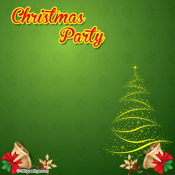 Christmas Invitation Template 14 Easyday