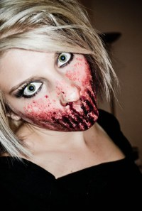 images of halloween makeup thats not scary