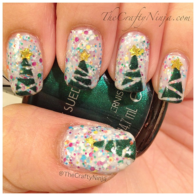 Get Your Nails Into The Festive Spirit