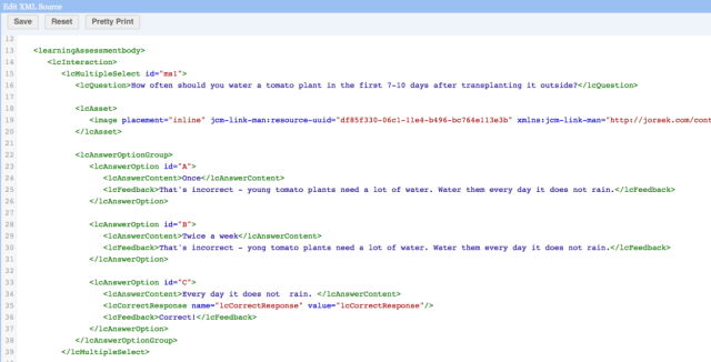 question - xml view