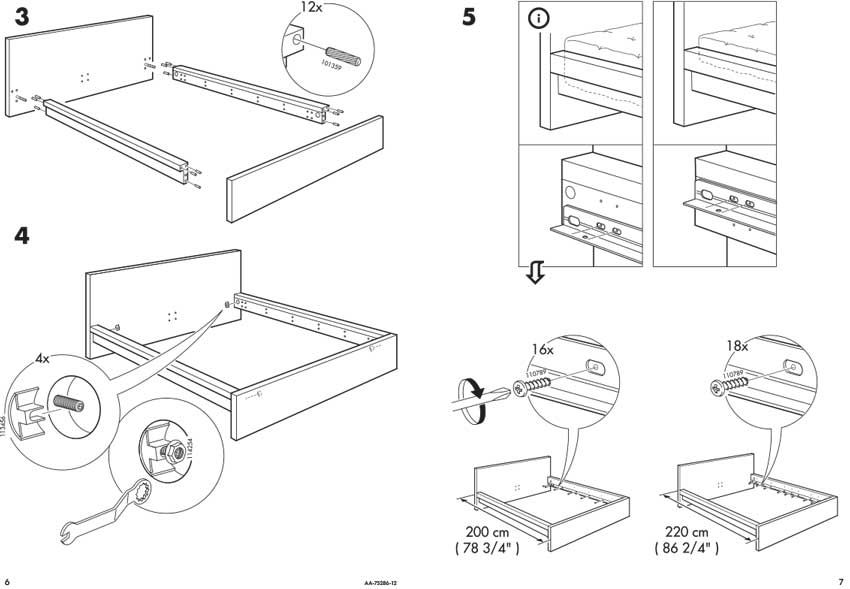 Technical content management is reputation management for Someone to assemble ikea furniture