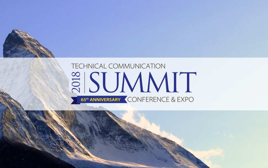2018 STC Summit Recap