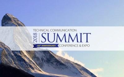 2018 STC Summit Recap