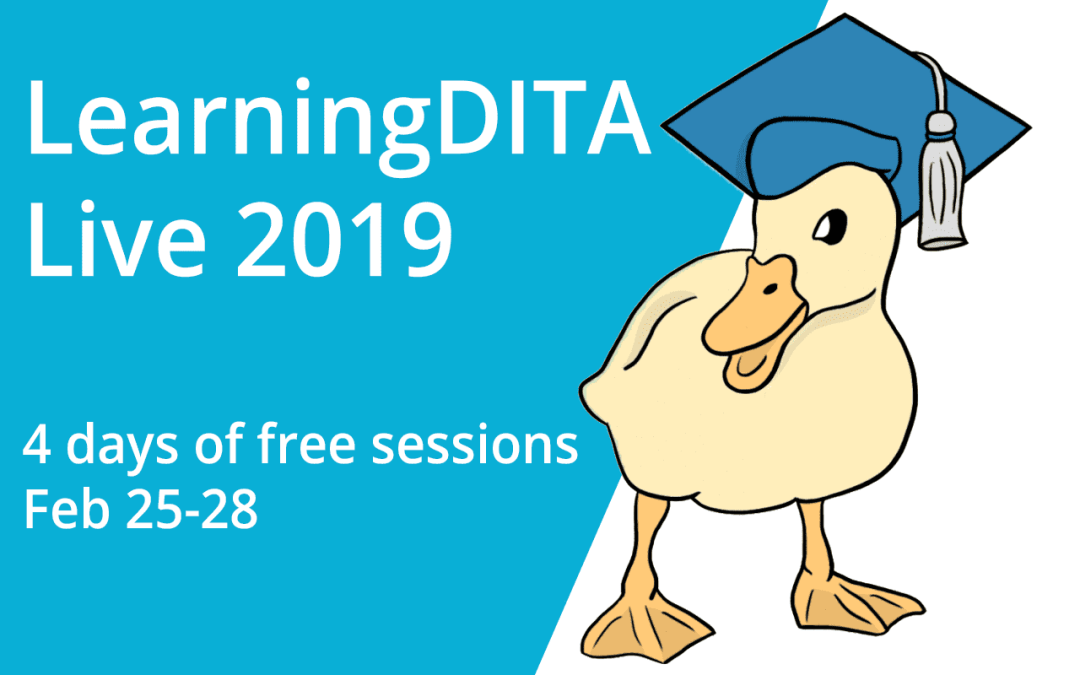 Enhance Your DITA Knowledge