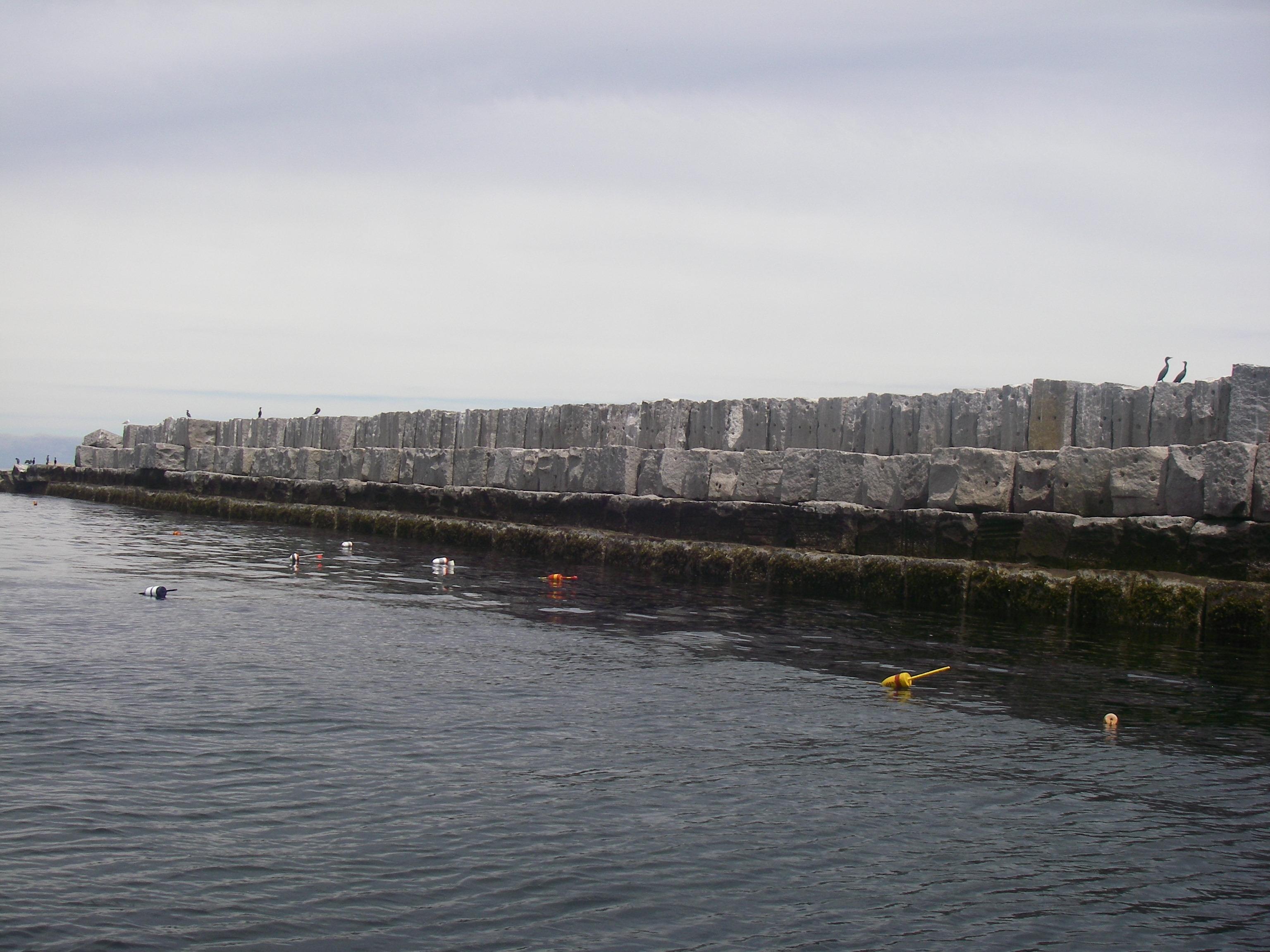 Rockport Breakwater
