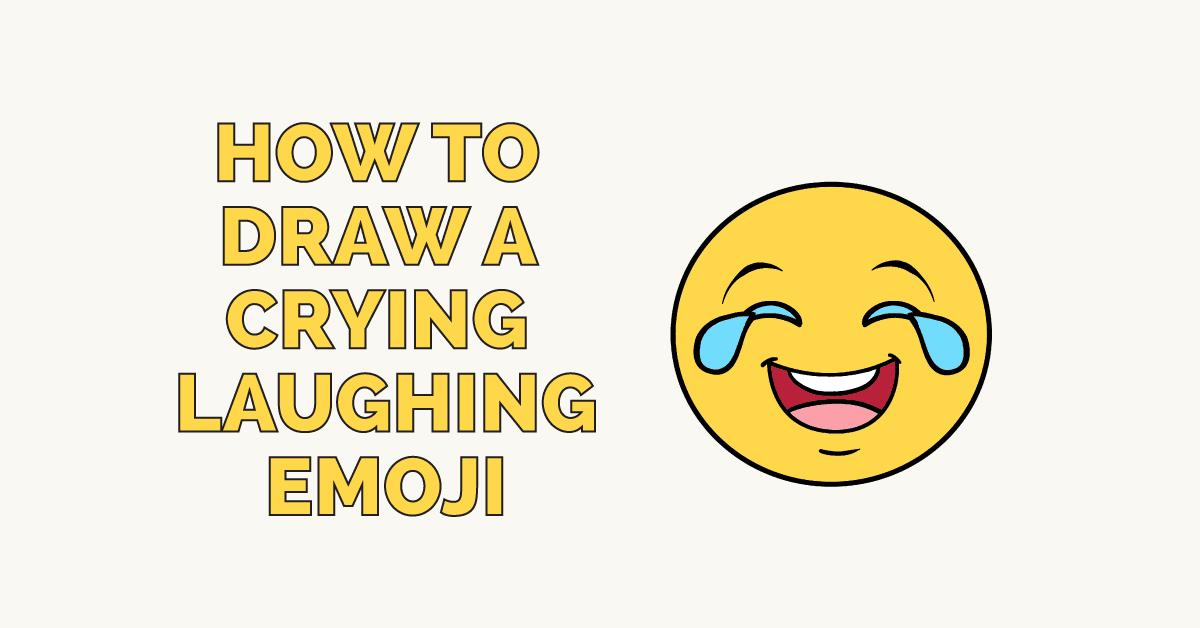 Laughing Crying Face Emoji