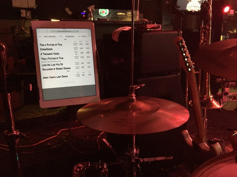 setlist-maker-ready-to-start-gig