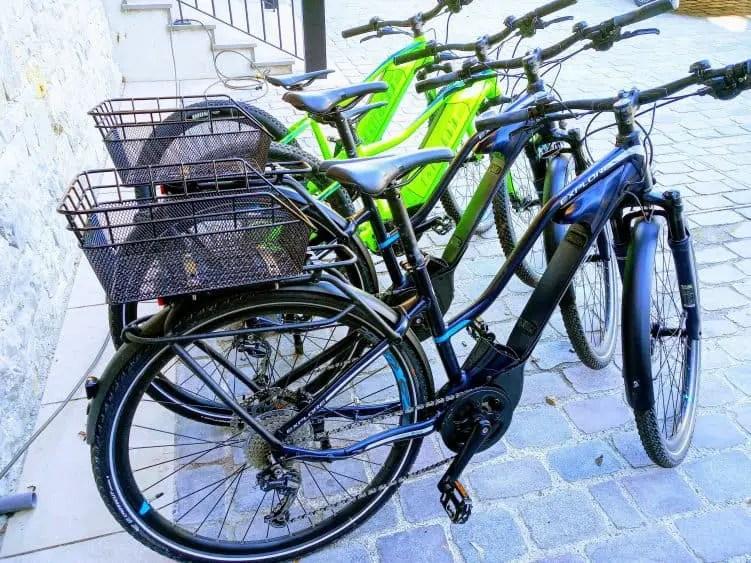 Easy E-Biking - city e-bike rentals, helping to make electric biking practical and fun