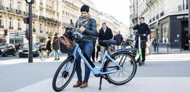Easy E-Biking - Véligo Opens Long-term E-bike Rentals in Paris this June