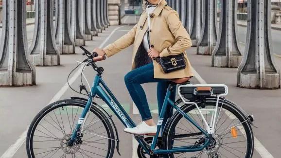 """Easy E-Biking - The first """"hybrid"""" bike"""