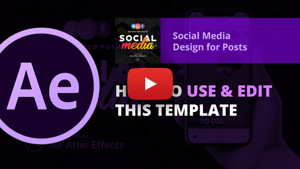 How_to_use_616_button Social Media - Design for Posts Videohive - Free After Effects Templates download