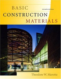 CE6401 Construction Materials
