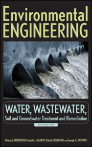 Environmental Engineering By Joseph A. Salvato, Nelson L. Nemerow, Franklin J. Agardy – PDF Free Download