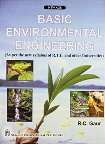 PDF] Basic Environmental Engineering By R C Gaur Book Free Download –  EasyEngineering