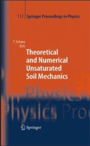 [PDF] Theoretical and Numerical Unsaturated Soil Mechanics By T Schanz Book Free Download