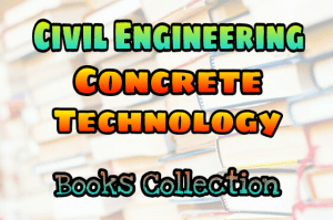 PDF] Concrete Technology Books Collection Free Download