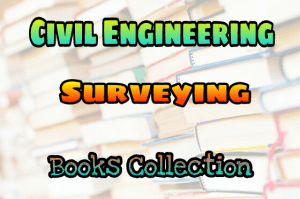Engineering Surveying Books Collection