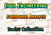Structural Analysis Books Collection