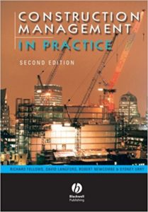 Construction Management in Practice By Richard Fellows, David Langford, Robert Newcombe, Sydney Urry – PDF Free Download