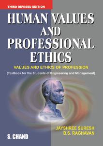 Ethics Books Pdf