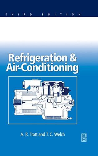 Refrigeration and Air Conditioning Books (PDF)
