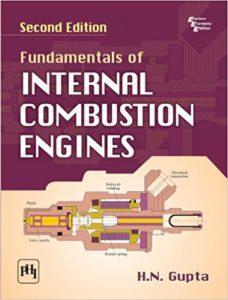 Fundamentals of Internal Combustion Engines Book (PDF) By Gupta H.N
