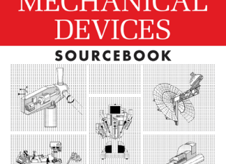 Mechanisms and Mechanical Devices Sourcebook, 5th Edition By Neil Sclater