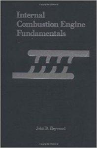 Internal Combustion Engine Fundamentals Book (PDF) By John Heywood