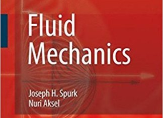 Fluid Mechanics Book (PDF) by Joseph Spurk, Nuri Aksel – PDF Free Download