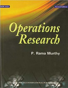 PDF] Operations Research By P Ramamurthy Free Download