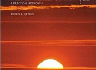Heat Transfer: A Practical Approach Book (PDF) By Yunus A. Cengel – PDF Free Download
