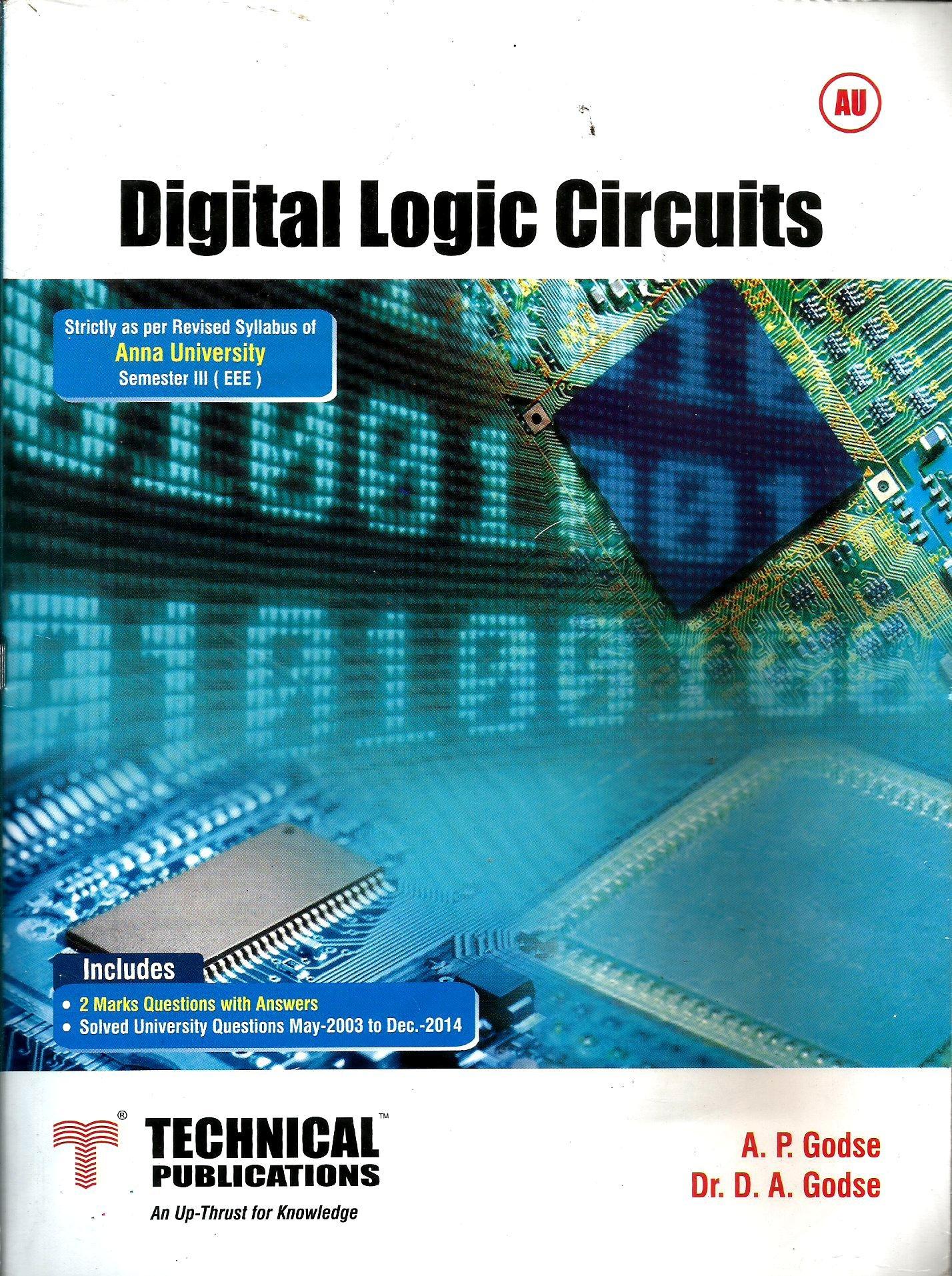 EE6301 Digital Logic Circuits