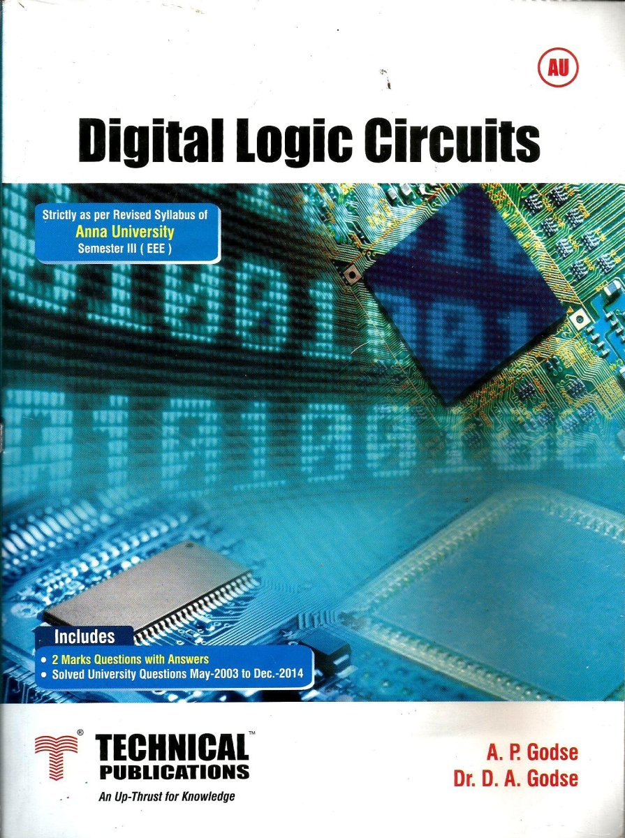 Pdf Ee6301 Digital Logic Circuits Dlc Books Lecture Notes 2marks With Answers Important Part B 16marks Questions Question Bank Syllabus Easyengineering