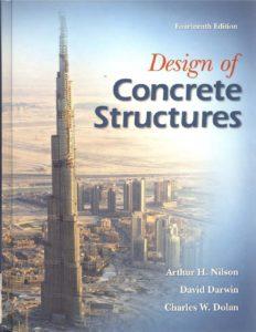 Design of Concrete Structures By Arthur H Nilson, David Darwin, Charles W. Dolan