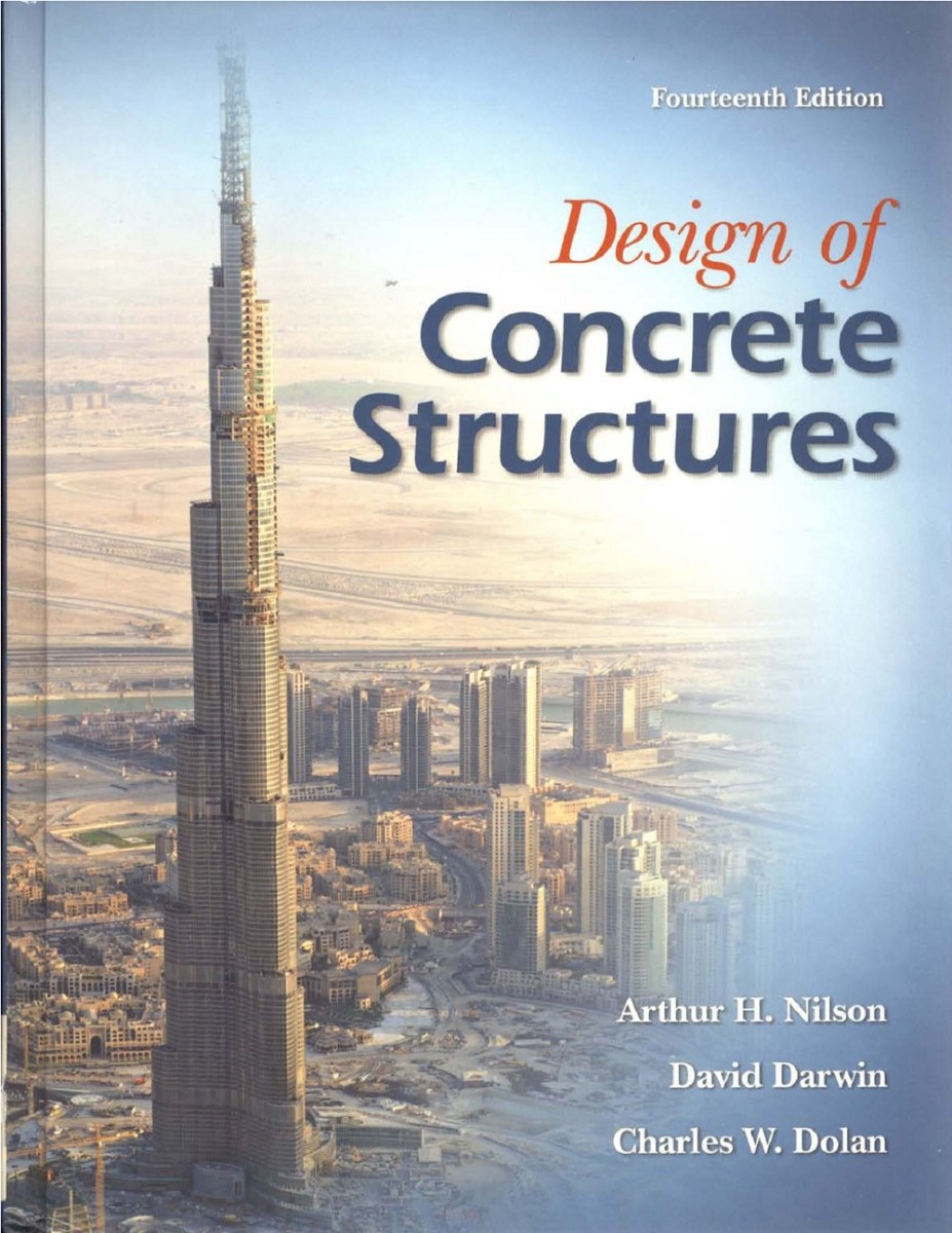 PDF] Design of Concrete Structures By Arthur H Nilson, David Darwin,  Charles W. Dolan Book Free Download – EasyEngineering