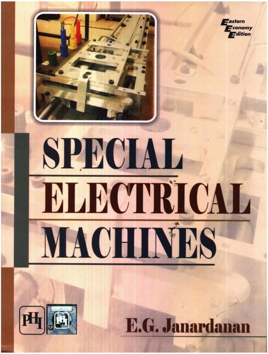 Pdf Ee6703 Special Electrical Machines Spe Books