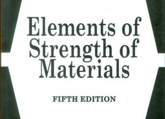 Elements Of Strength Of Materials [PDF] By Timoshenko