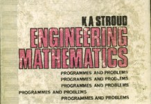 Engineering Mathematics: Programmes and Problems By K. A. Stroud – PDF Free Download