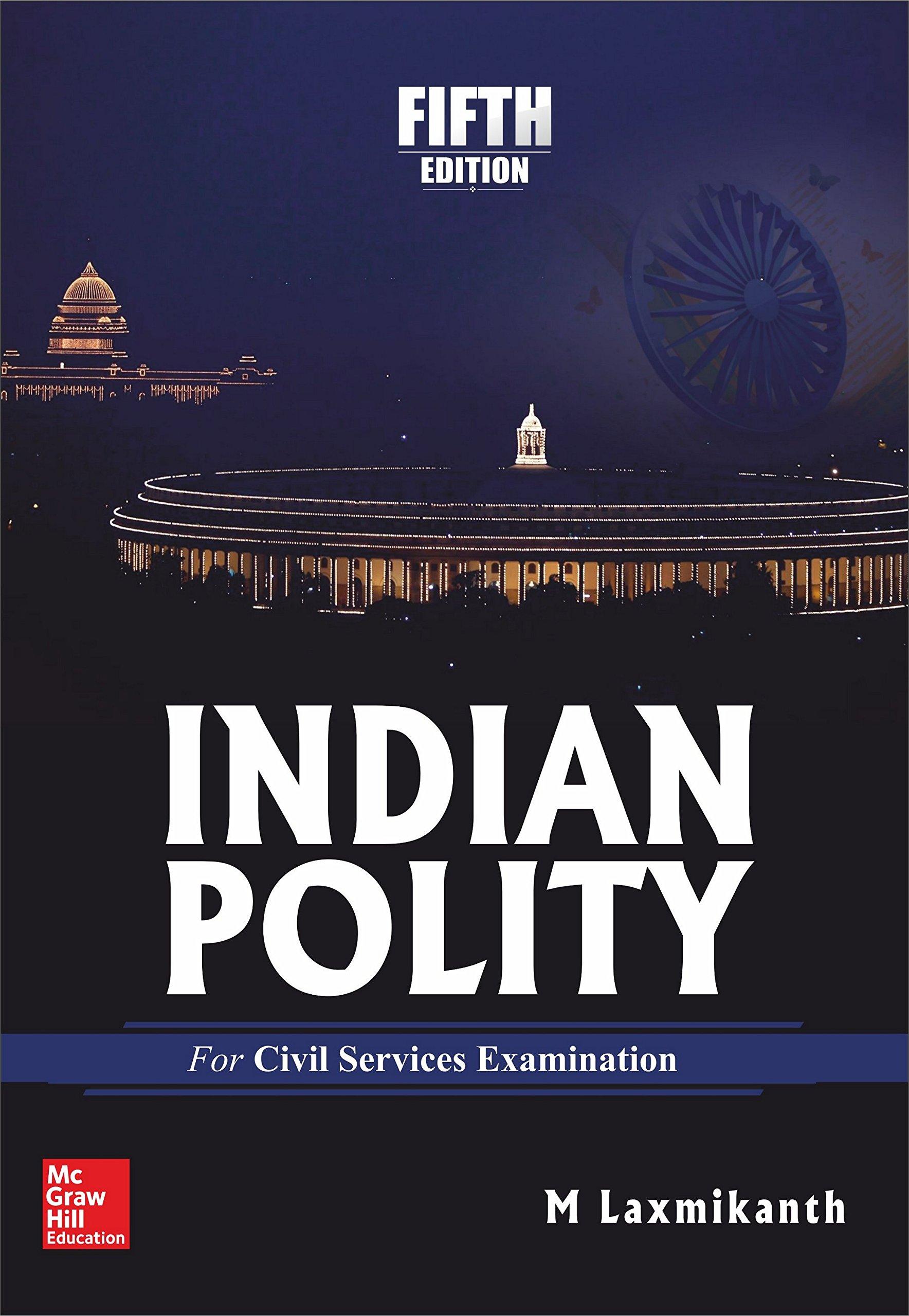 PDF] Indian Polity By M  Laxmikanth Book PDF Free Download