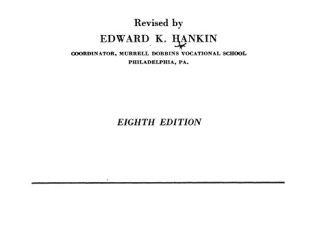 Merriman's Strength of Materials [PDF] Revised by Edward K. Hankin Book PDF Free Download