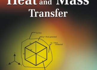 Fundamentals of Heat and Mass Transfer Book (PDF) By C.P. Kothandaraman – PDF Free Download