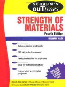 Schaum's Outline Of Strength Of Materials