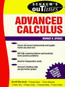 Schaum's Outline of Advanced Calculus [PDF] By Robert C. Wrede, Murray Spiegel Book PDF Free Download