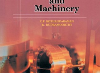 Fluid Mechanics and Machinery Book (PDF) By C. P. Kothandaraman, R. Rudramoorthy – PDF Free Download