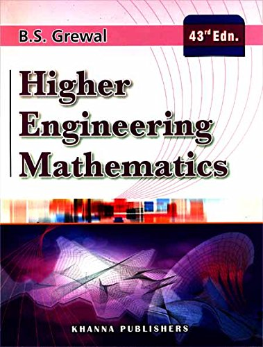 Pdf Higher Engineering Mathematics By B S Grewal Book Free