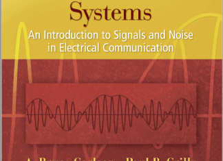 Communication Systems By A. Bruce Carlson,‎ Paul B. Crilly - Free Download PDF