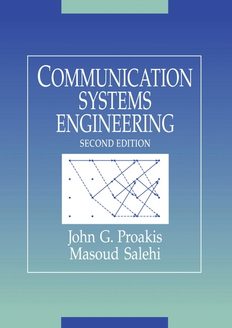 Link to download book communication systems engineering by john g.