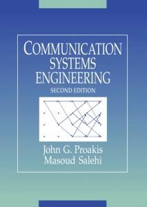 Communications system engineering by john g. Proakis & masoud salehi p….