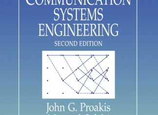 Communication Systems Engineering By John G. Proakis,‎ Masoud Salehi – PDF Free Download